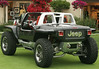 Jeep Hurricane Two Engines!