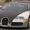 Bugatti Veyron : 16 cylinders, 1,001 horsepower.  Oh my.
